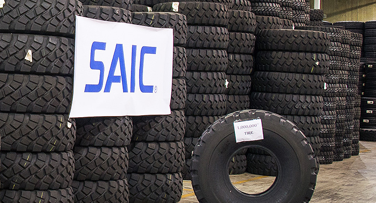 Blockchain_SAIC Tires